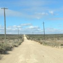 The road to Thali Thali