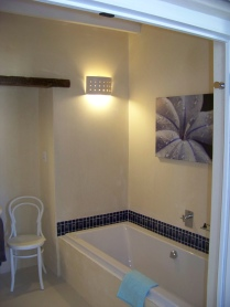 Moonglow bathroom