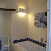 Moonglow bathroom